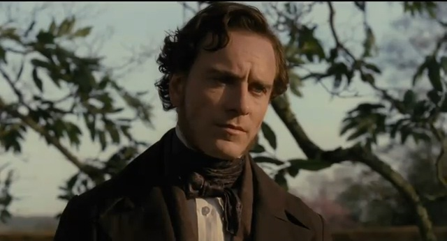 fassbender in  jane eyre